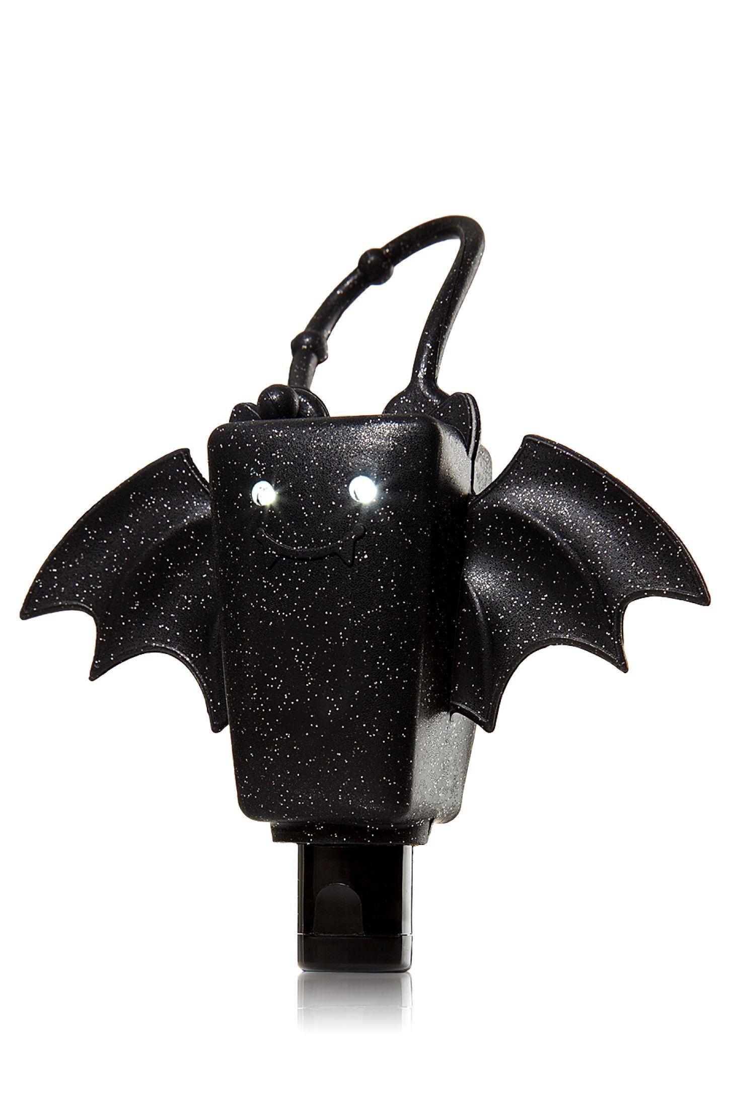 Bat Light Up Pocketbac Holder Bath Body Works Drive Germs