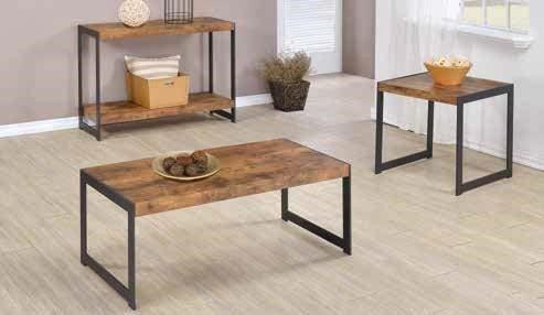 Coaster Fine Furniture Coffee Table Antique Nutmeg 704028 Coasterfurniture