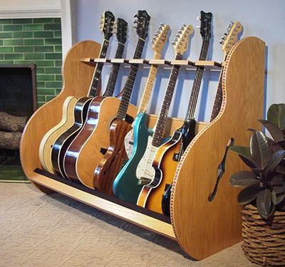 the session deluxe multiple guitar stands trip tips. Black Bedroom Furniture Sets. Home Design Ideas
