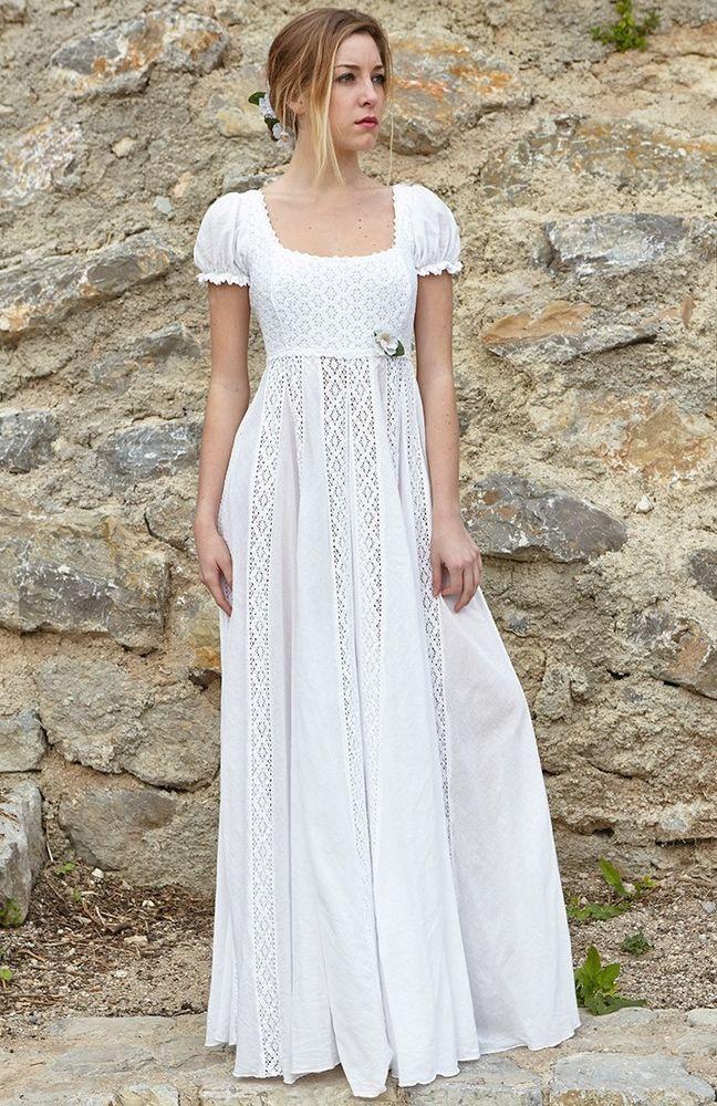 Белое бохо, или Шикарная одежда для королевы летнего пляжа ...