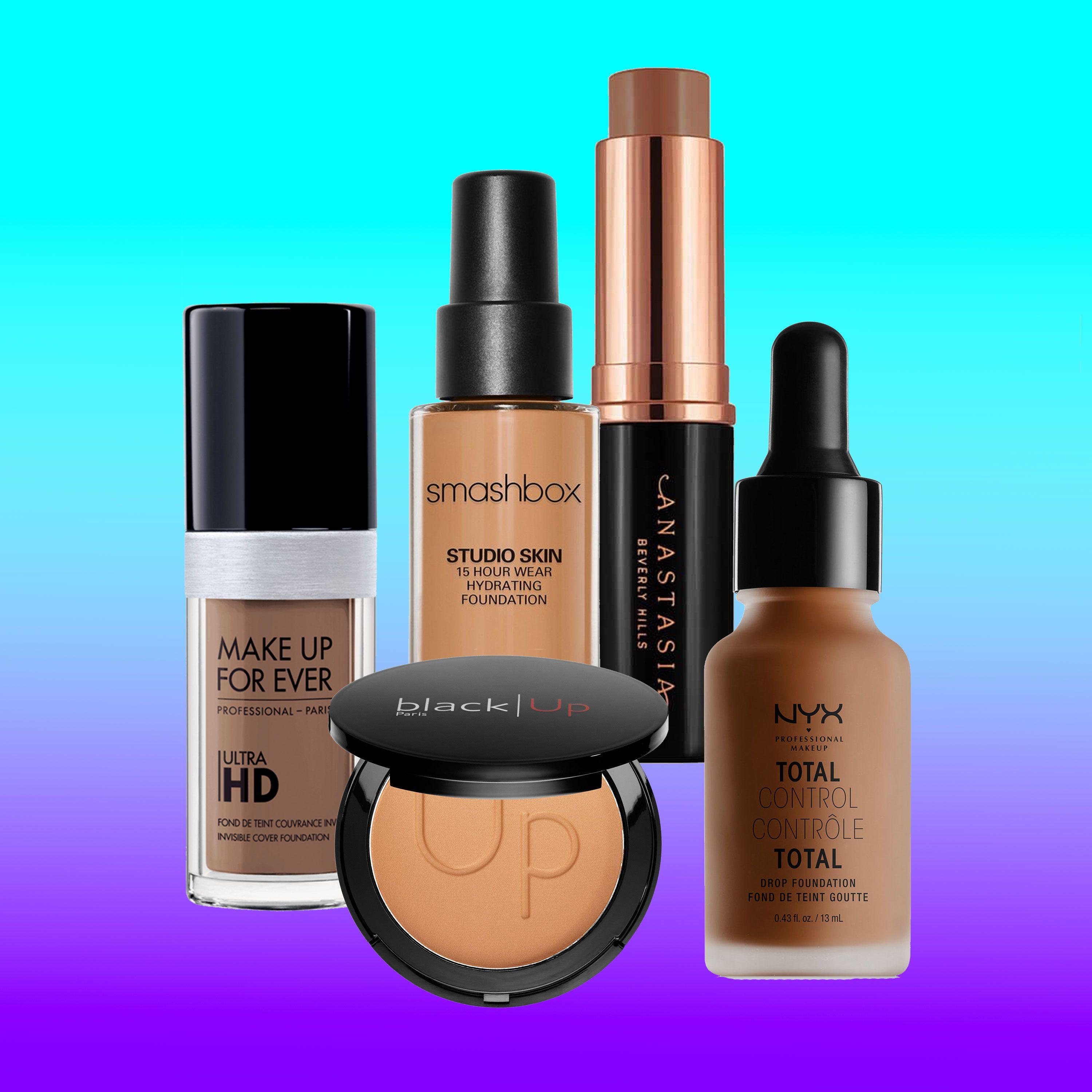 7 under 50 foundations that cover dark spots like a boss