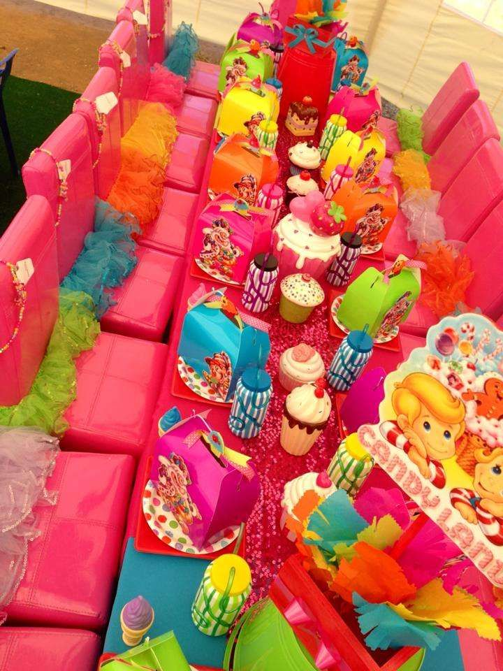 candy Birthday Party Ideas | Photo 4 of 17 | Catch My Party