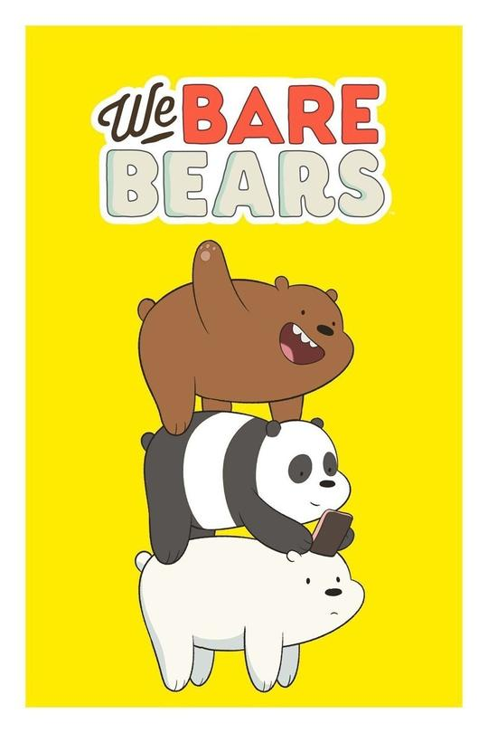 Pin by Haley on Shows and movies We bare bears, Bare