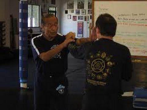 Training Jeet Kune Do With Dan inosanto(Speed In Fight)