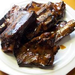 Las mejores BBQ ribs @ allrecipes.com.ar