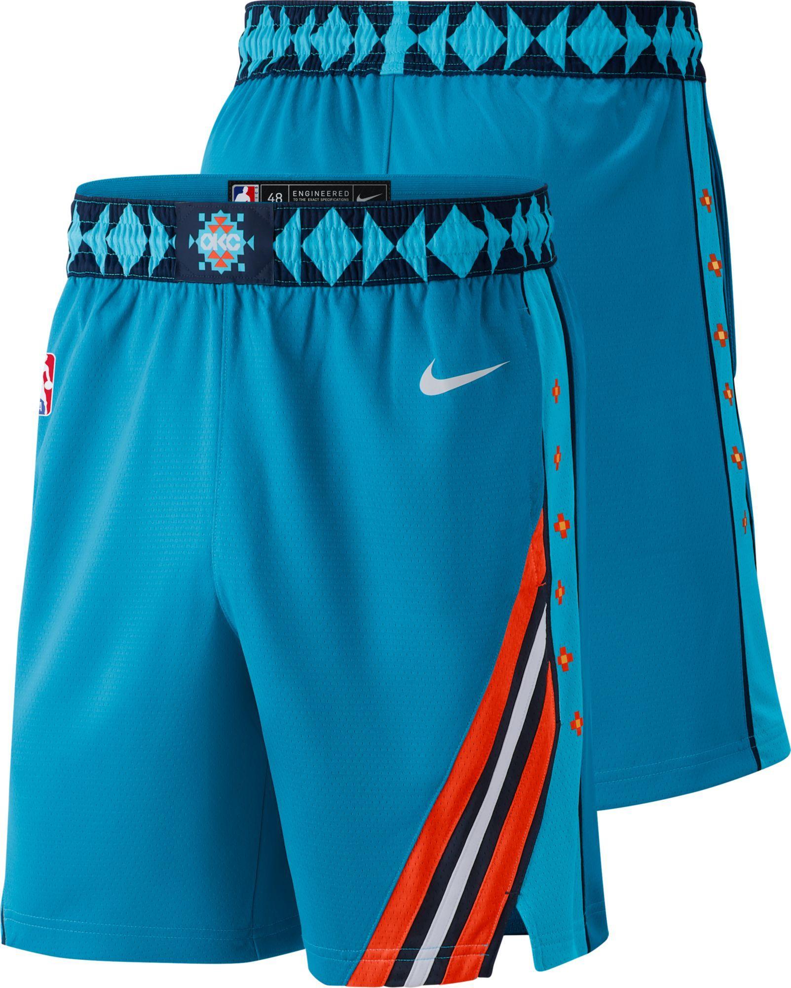 huge discount 48ceb 6b8c5 Nike Youth Oklahoma City Thunder Dri-FIT City Edition ...