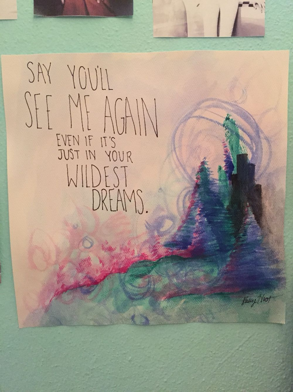 Taylor Swift Lyrics Watercolor Taylor Swift Lyrics Taylor Swift Song Lyrics Taylor Swift Songs