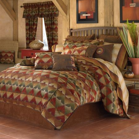 We Are Completing The Southwest Theme To Our Master Bedroom And Just Added  The Santa Fe