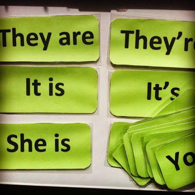 keep calm and carry on teaching: Jak wprowadzać czasownik TO BE?