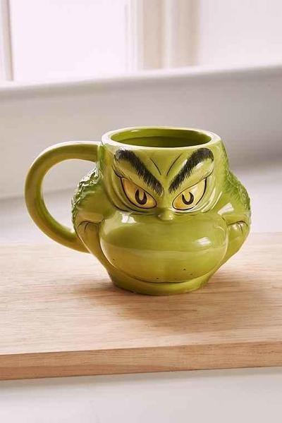 The Grinch Mug #coolmugs