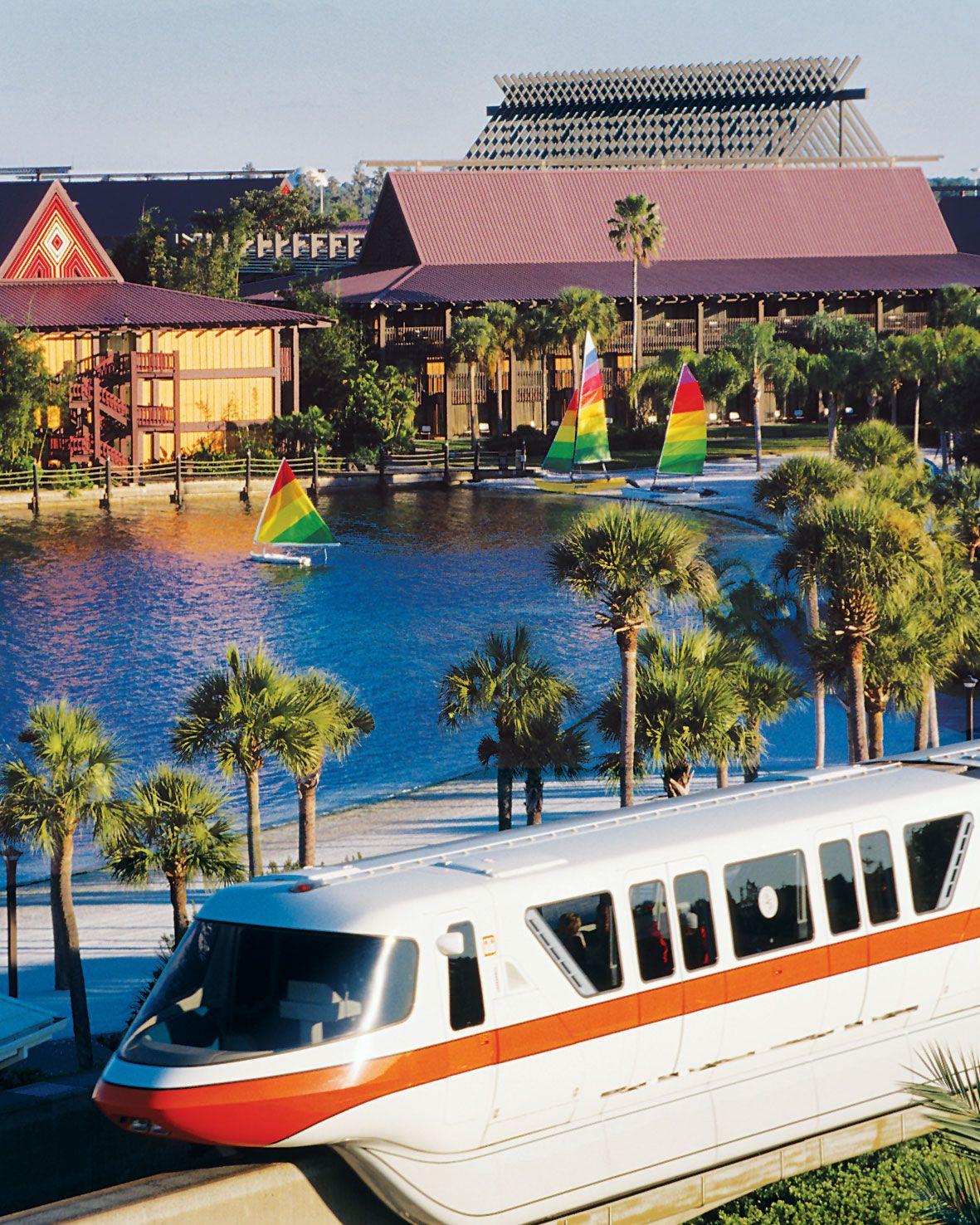 Disney resort hotels disneys polynesian resort exterior walt disney world resort