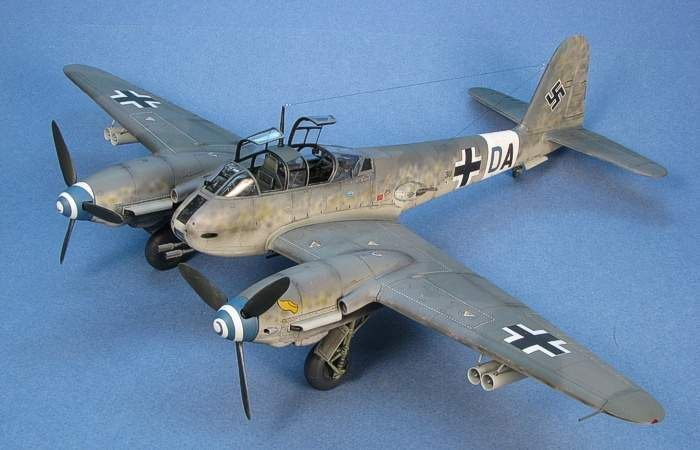 1/48 Pro Modeler Me 410-B Hornet by David Rapasi