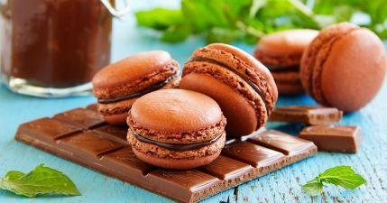 طريقة عمل الماكرون الفرنسي بالصور Recipe Dessert Shop Dessert Recipes Food