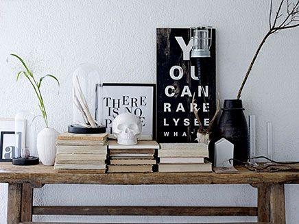 Dressoir decoratie ideeën interieur ideeen home