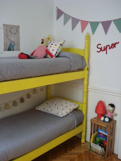 Reciclado / Decoración cuarto de niños | Pinterest | Decoracion ...