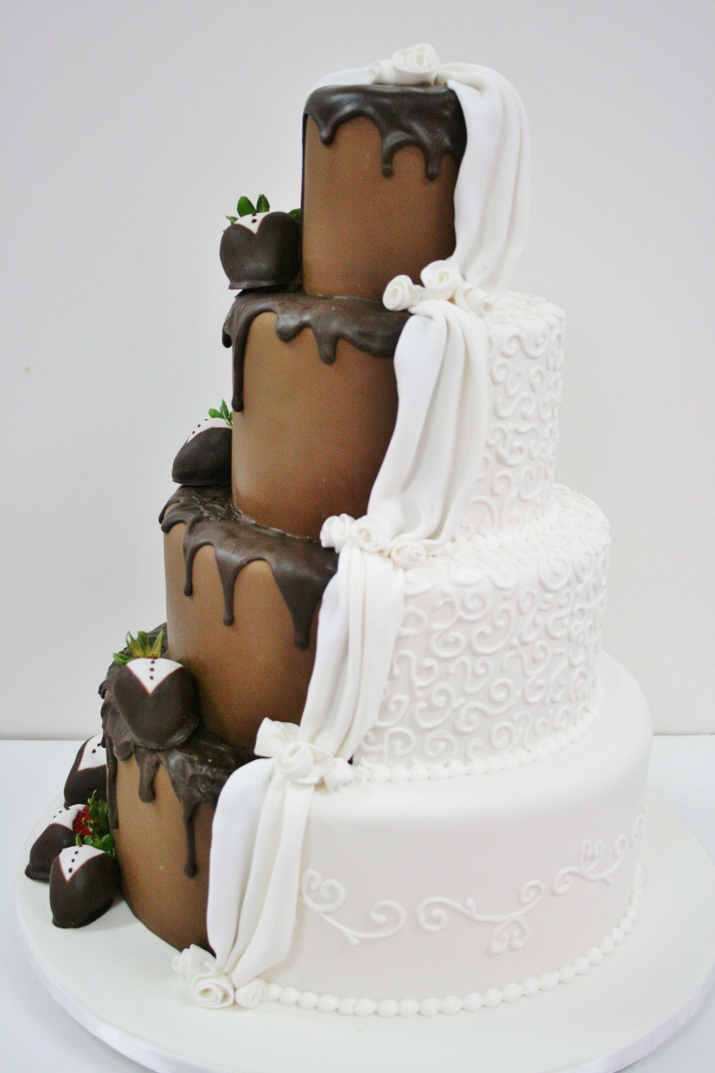 Bride Amp Groom Cake Wedding Bride Groom Theme Pinterest