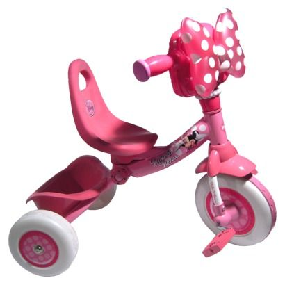 ff7de32cba6 Huffy Minnie Mouse Lights and Sounds Trike   stuff for the kidlets ...