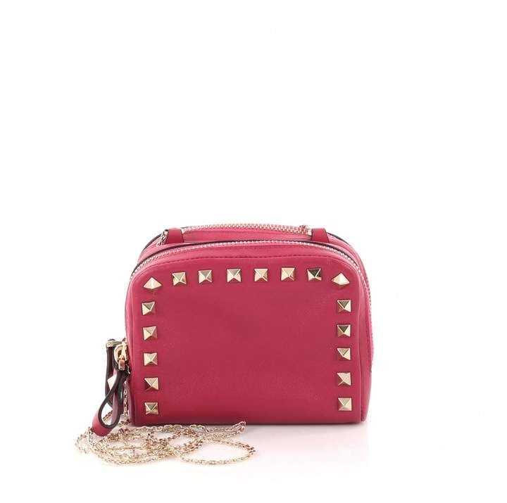 6487ff90deac Valentino Leather handbag