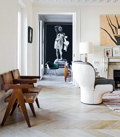 Frenchinterior Design Ideas: Amazing Interior By Marion Collard, The Grands Boulevards