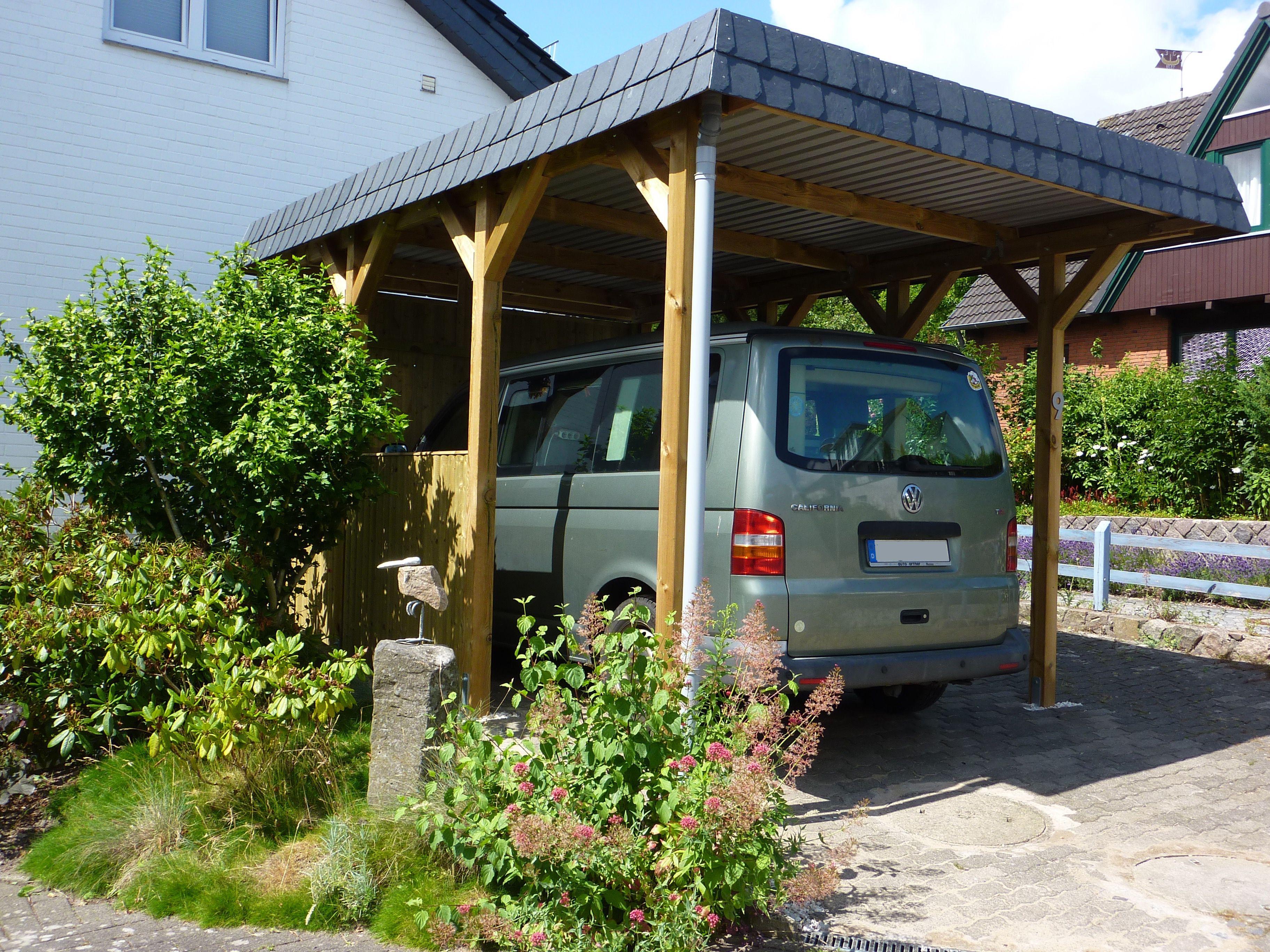Pin Auf Carports Aus Holz Fur Wohnmobil Und Caravans