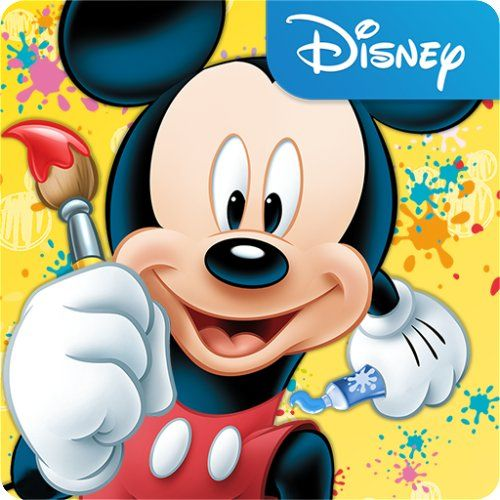 Mickey Mouse Clubhouse Color And Play By Disney Publishing
