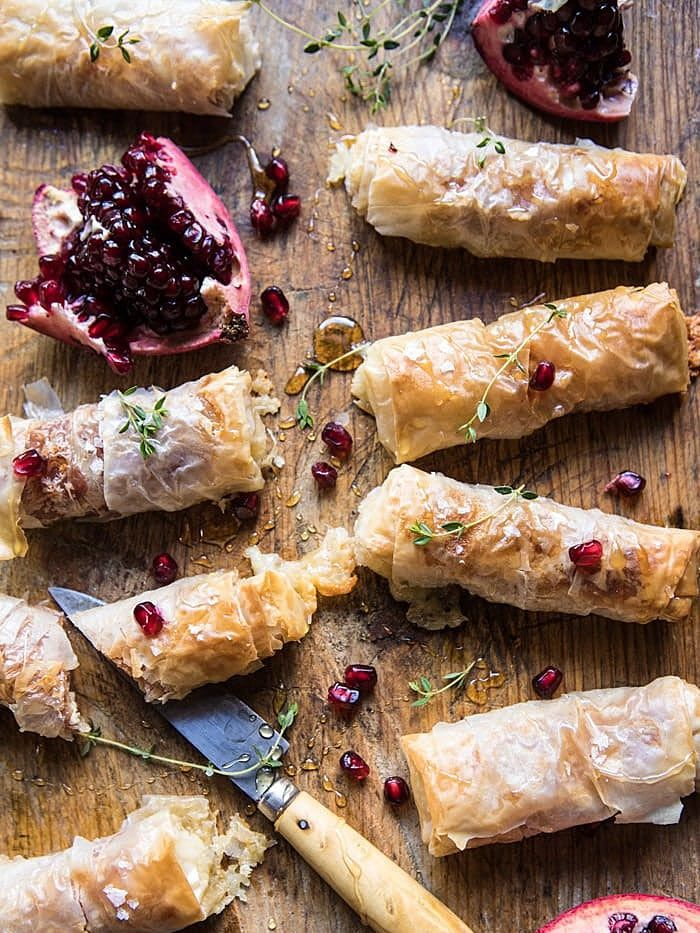 7 Thanksgiving Appetizers That May Steal the Turkey's