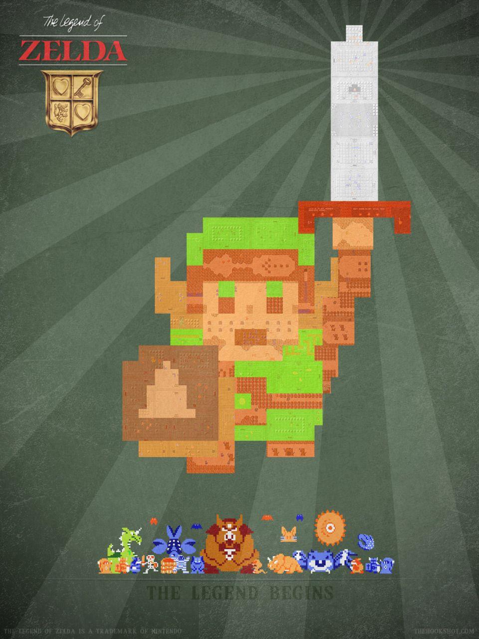 Yet another poster we need  | Legend of Zelda! | Legend of zelda