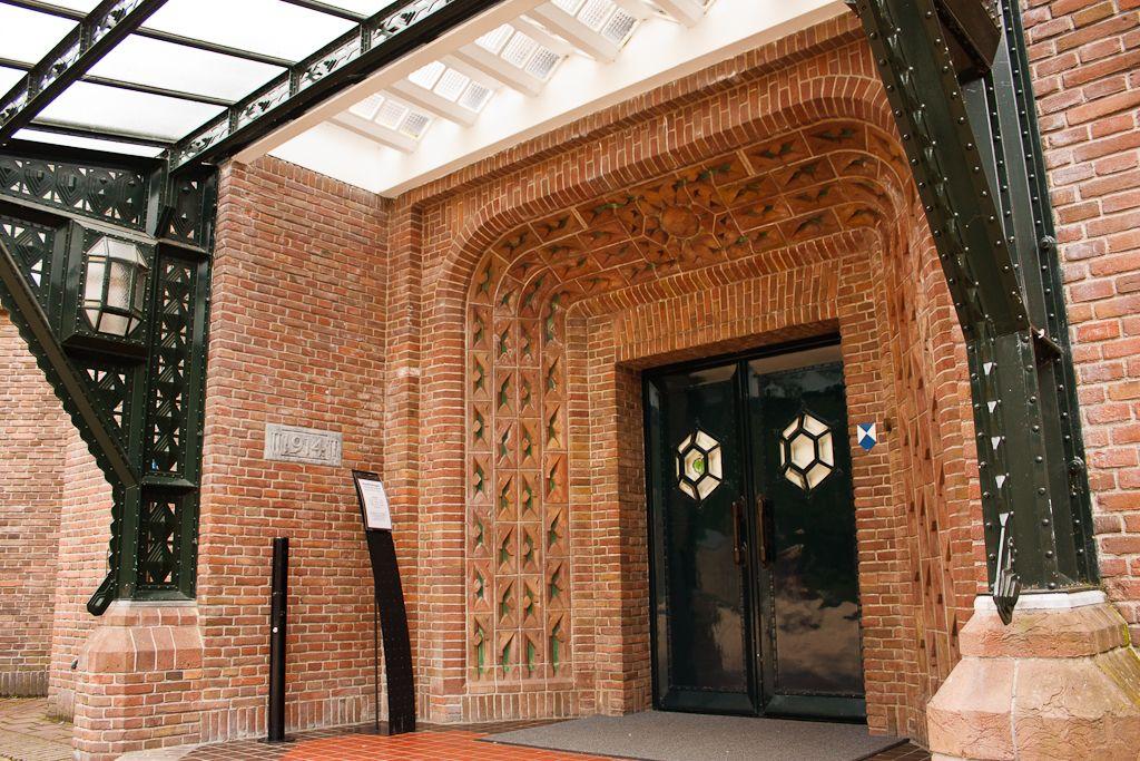 Sint hubertus hoge veluwe ingang entrance jachthuis sint