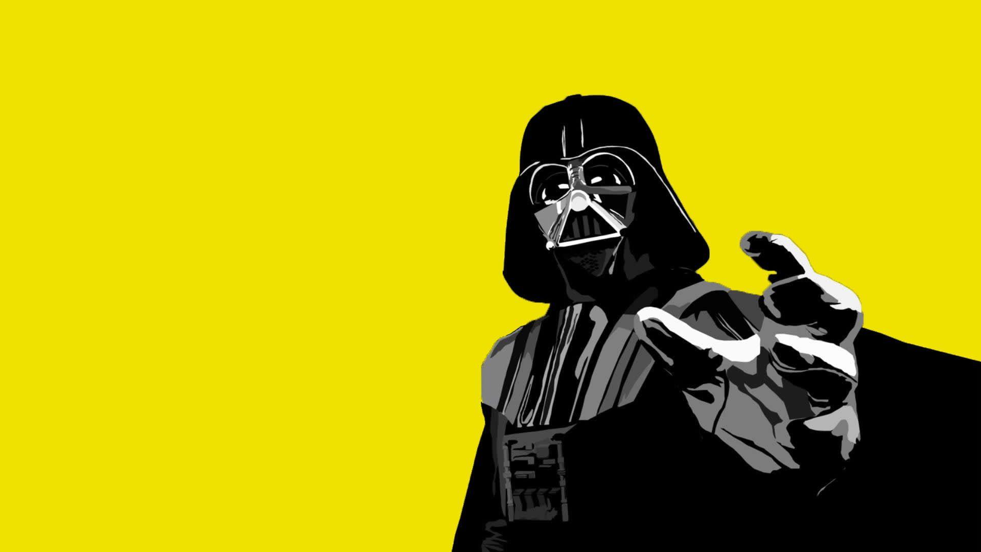 Humor Funny Darth Vader Star Wars 1080p Wallpaper Hdwallpaper Desktop In 2020 Darth Vader Artwork Star Wars Wallpaper Background Hd Wallpaper