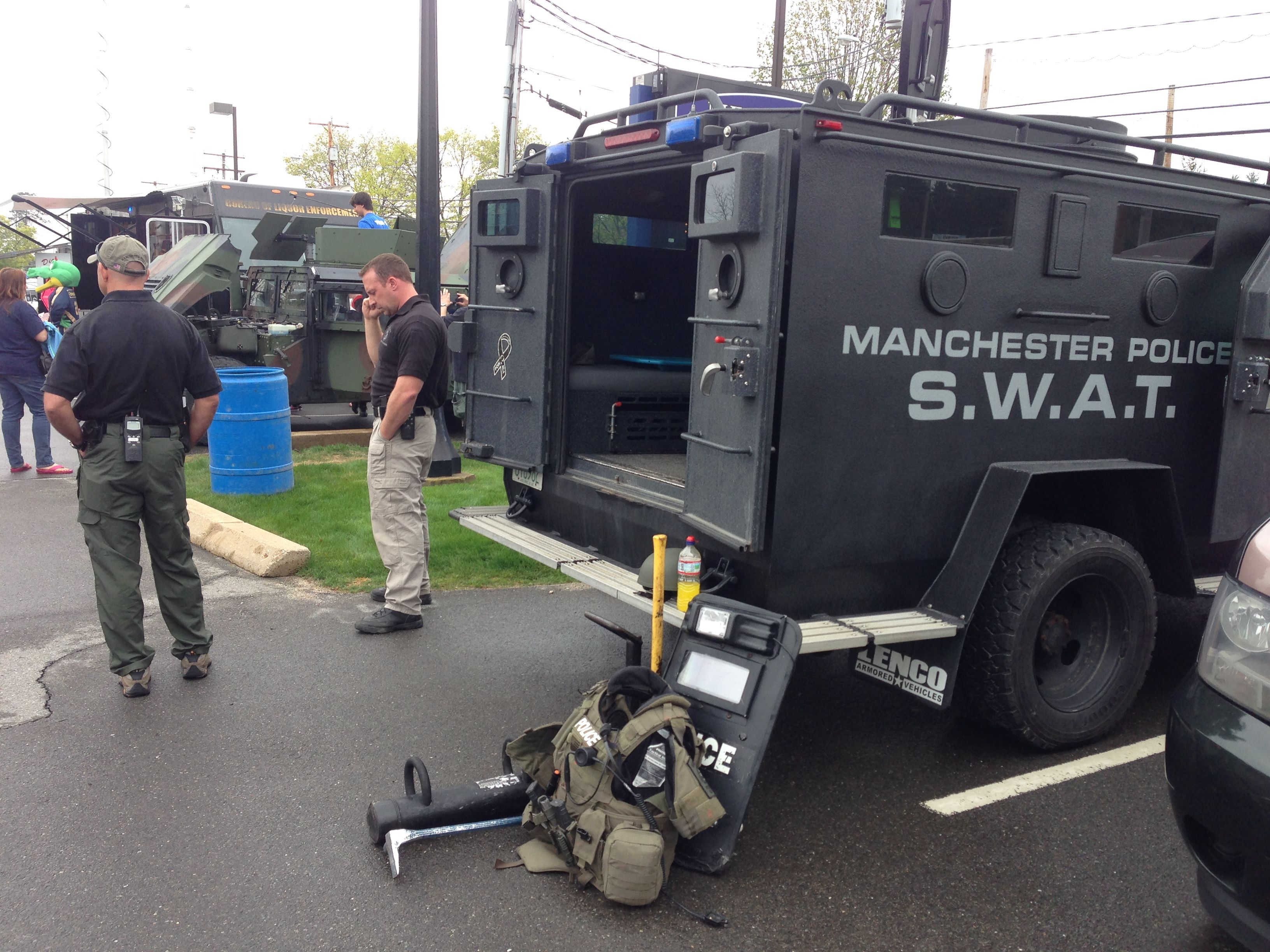 Manchester police department nh