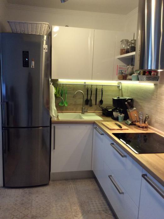 Кухня   Небольшие кухни, Кухня для небольшой квартиры ...