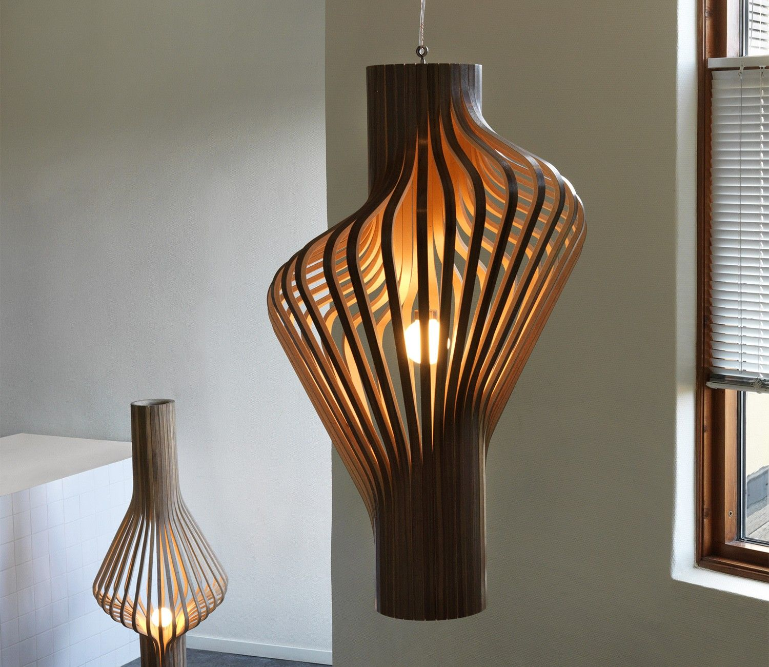 Northern Lighting Diva Pendant Light | Modern lamp design