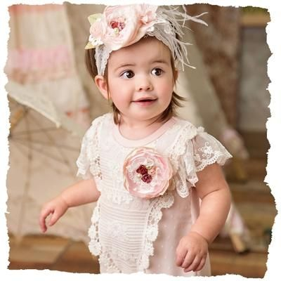 b8aa50f3c Frilly Frocks Vivian Rose Clip