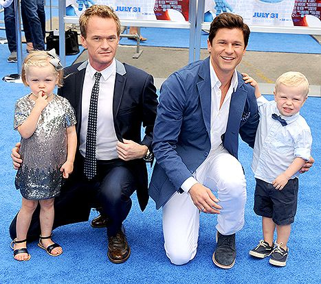 Neil Patrick Harris' Foodie Kids Love Sushi, Duck Liver ...