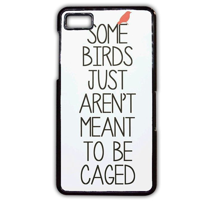 American Author Caged TATUM-694 Blackberry Phonecase Cover