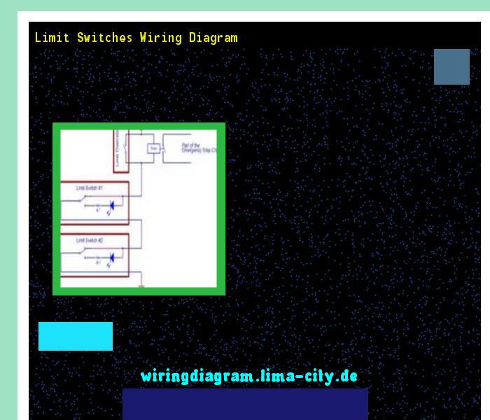 Limit Switches Wiring Diagram  Wiring Diagram 1752