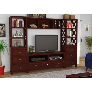 Awesome Pippin Tv Unit Mahogany Finish Available Online In