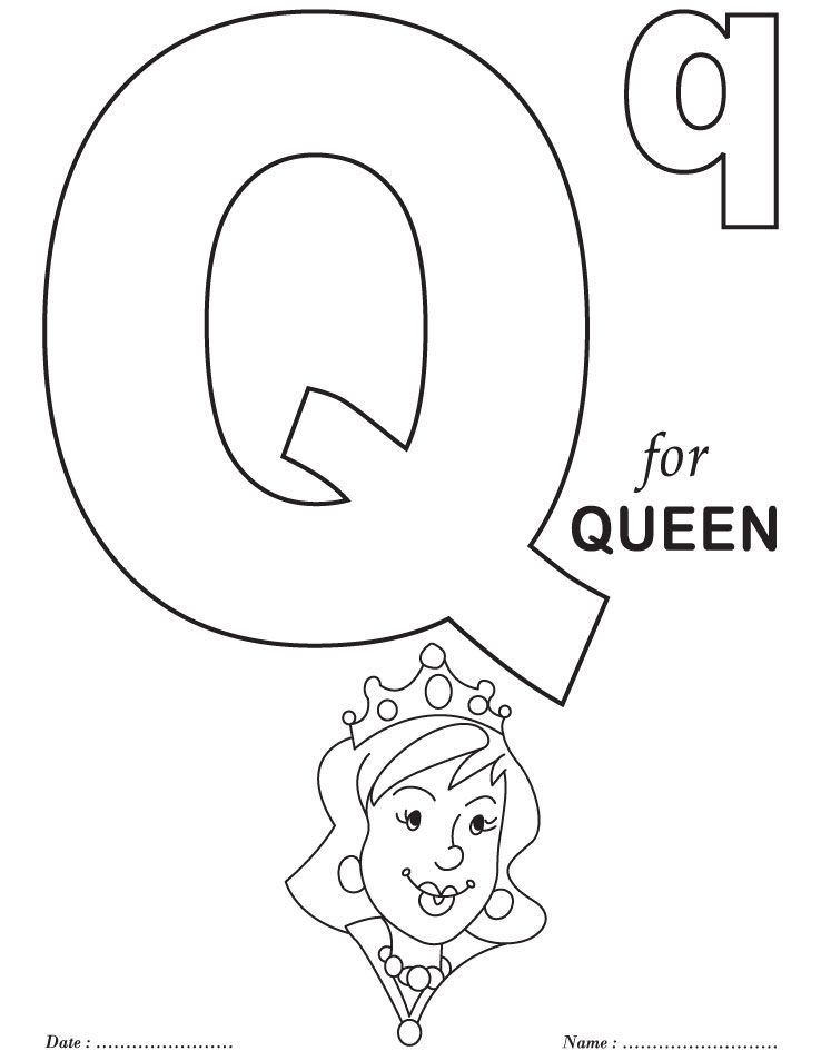 Printables Alphabet Q Coloring Sheets Free Printable Printables Alphabet Q Coloring Sheets Jum Alphabet Coloring Pages Alphabet Coloring Abc Coloring Pages