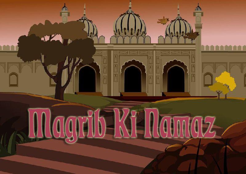 Magrib Ki Namaz Ka Tarika in Roman Urdu Hindi | ISLAMIC INFORMATION
