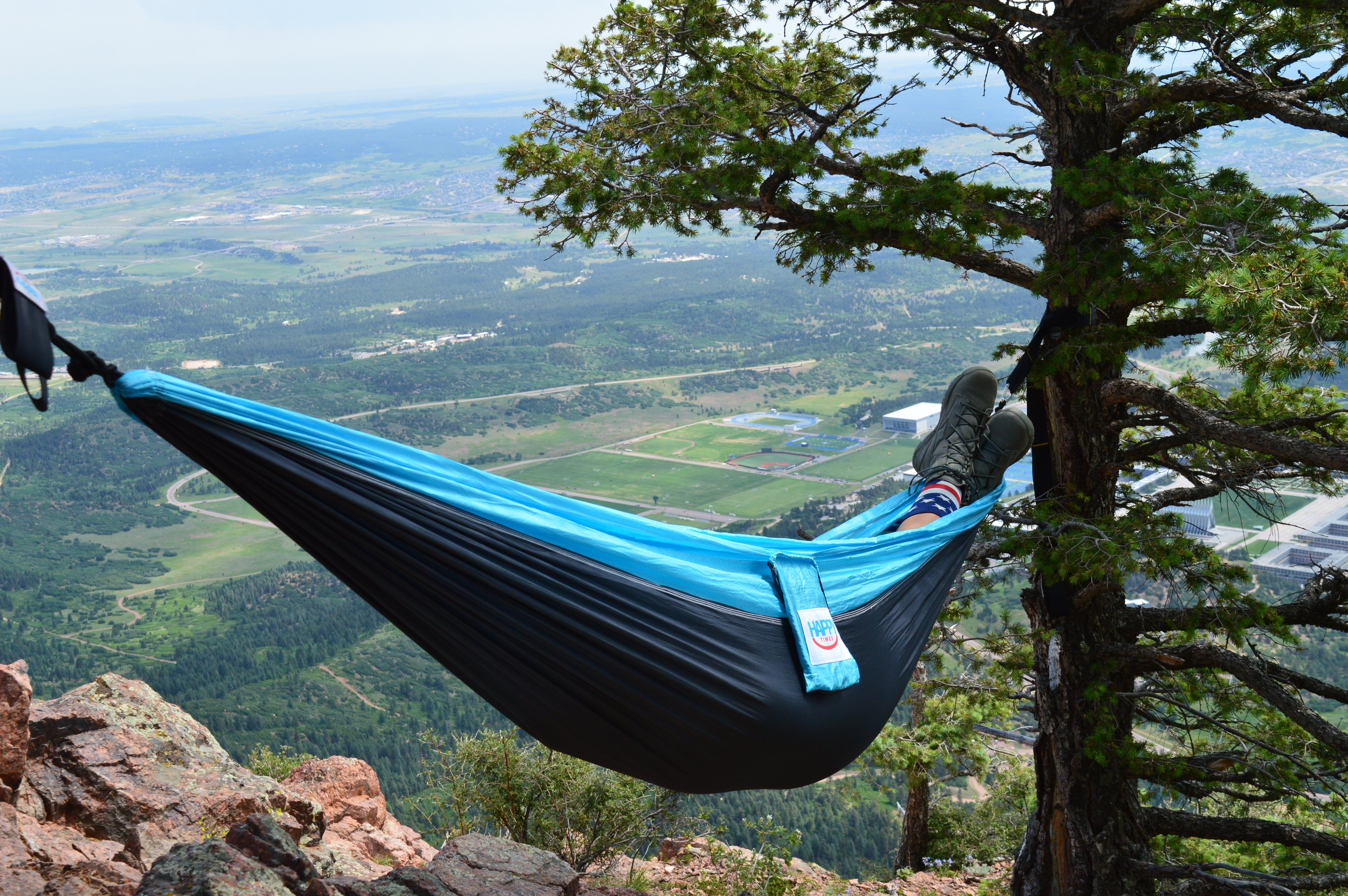general travel military swing with bed parachute hammocks fabric product furniture camping hiking net anti mosquito hanging outdoor hammock store use