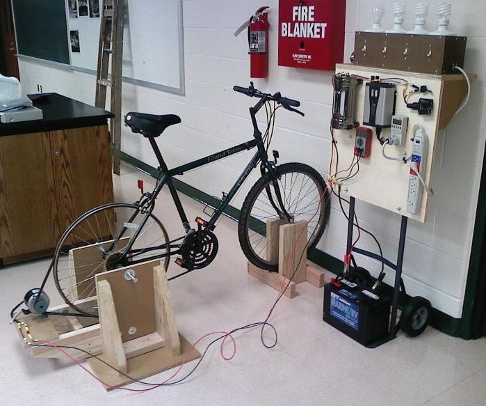 7 Shocking Facts About Bicycle Generators Solar House Best