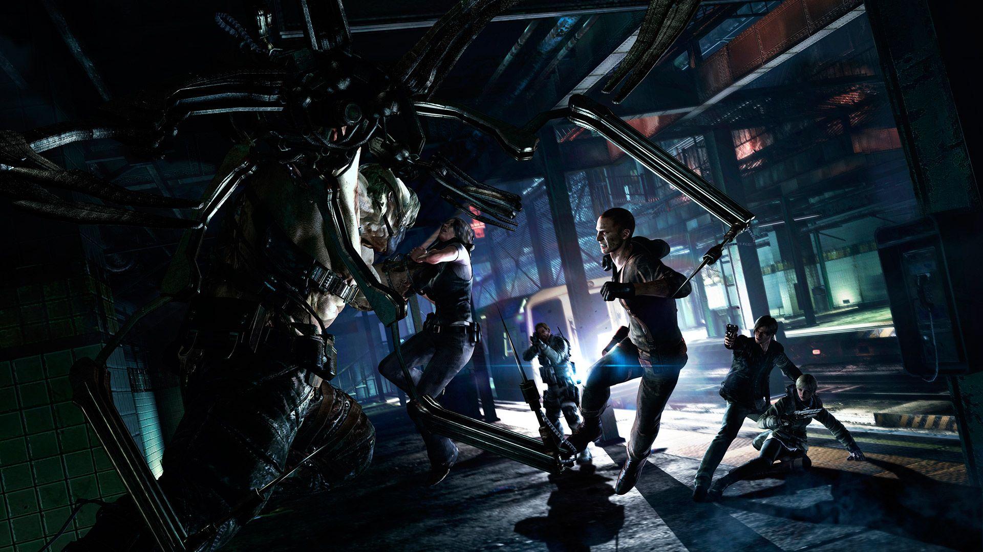 Resident Evil 6 Wallpaper In 2020 Resident Evil Resident Evil