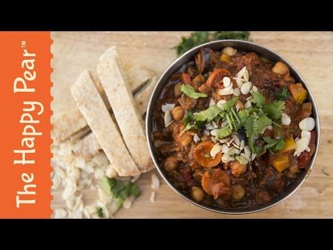 How to make tagine happy pear moroccan inspired vegetarian recipe happy pear moroccan inspired vegetarian recipe youtube vegetarian taginevegetarian foodveggie forumfinder Choice Image