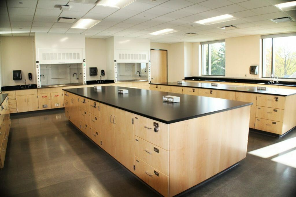 Laboratory Countertops Products Installation And Service