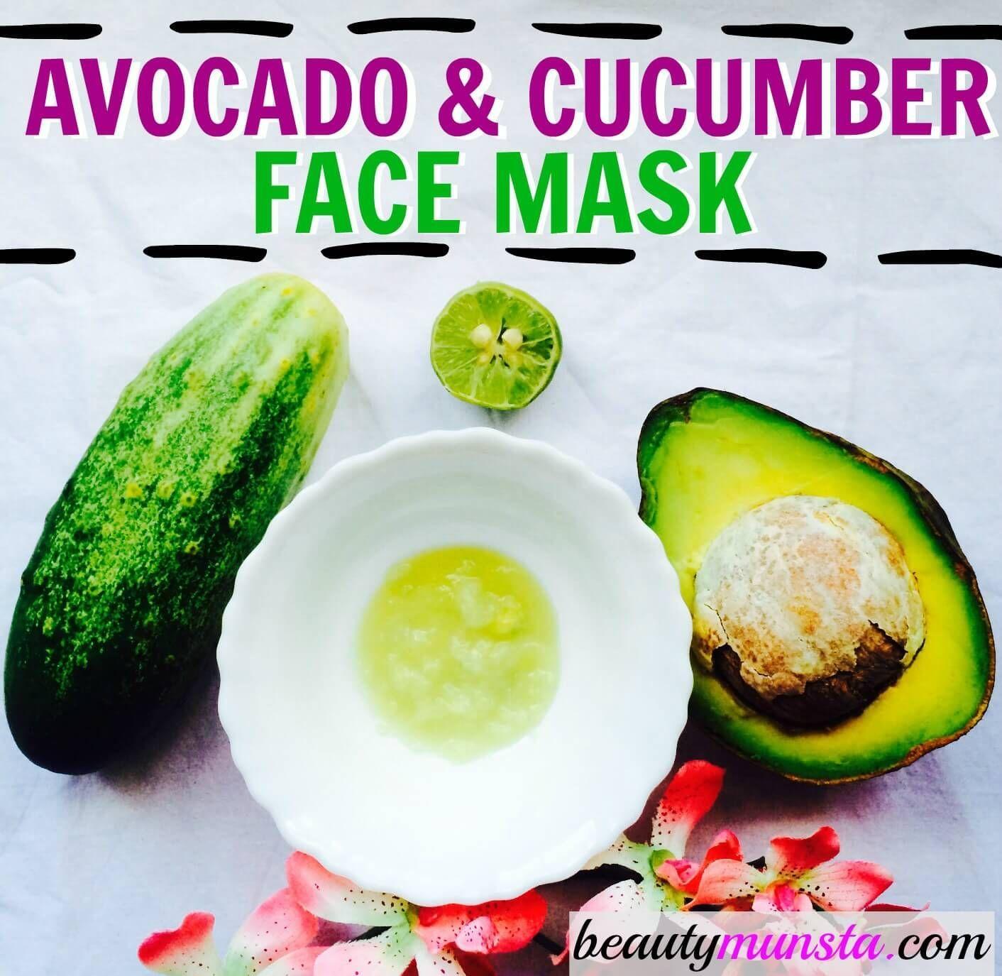 Photo of 8 Best Nourishing Cucumber Face Mask Recipes   Urban Gyal – Masque