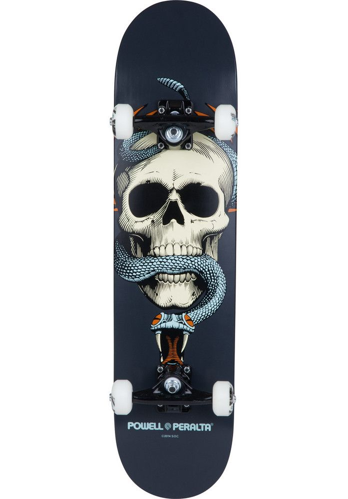 Powell-Peralta Skull-&-Snake - titus-shop.com  #SkateboardComplete #Skateboard #titus #titusskateshop