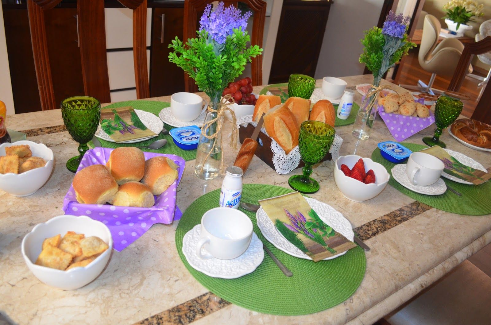 Inspiração: Dicas para preparar um café da manhã especial