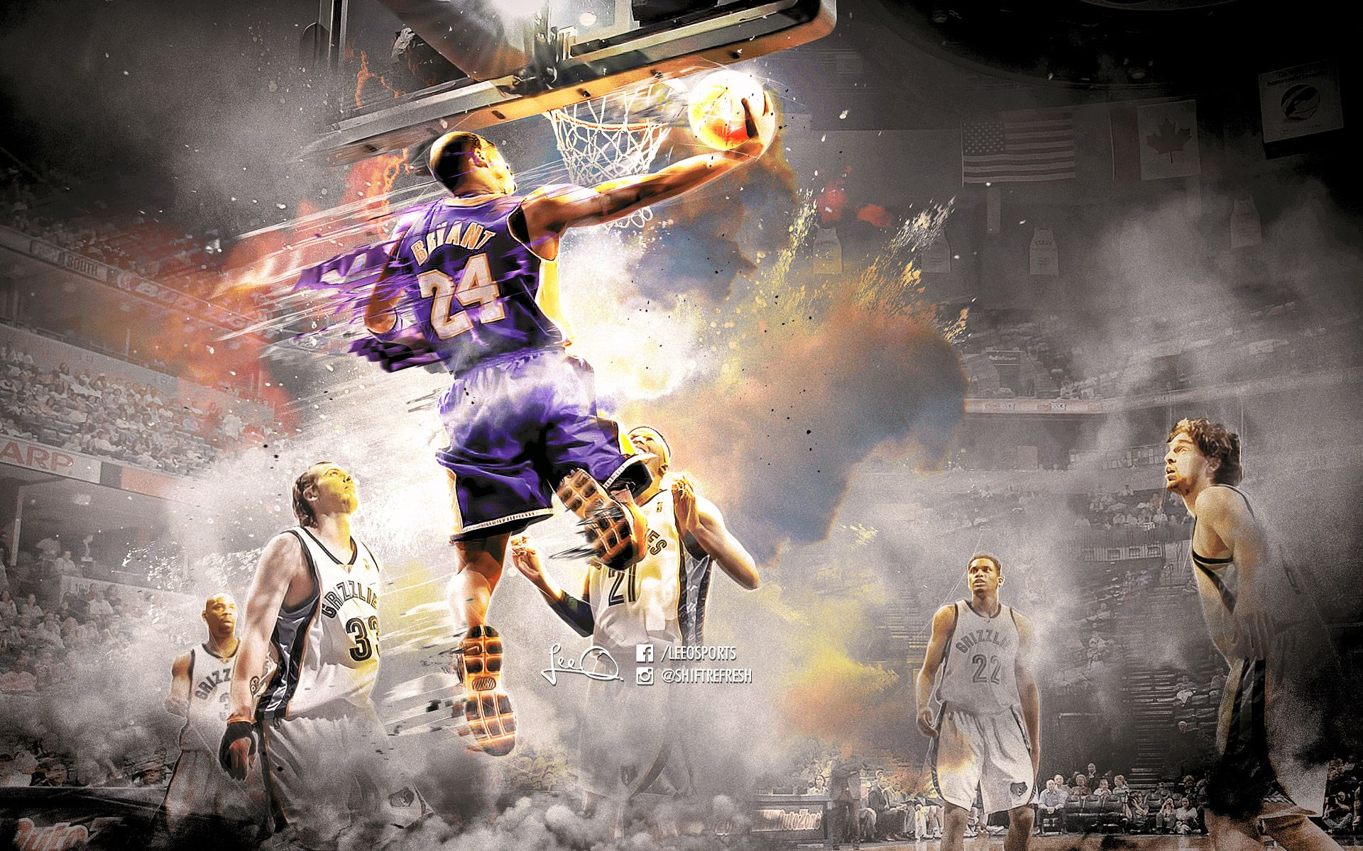 Kobe Bryant Wallpapers Basketball Wallpapers at Kobe