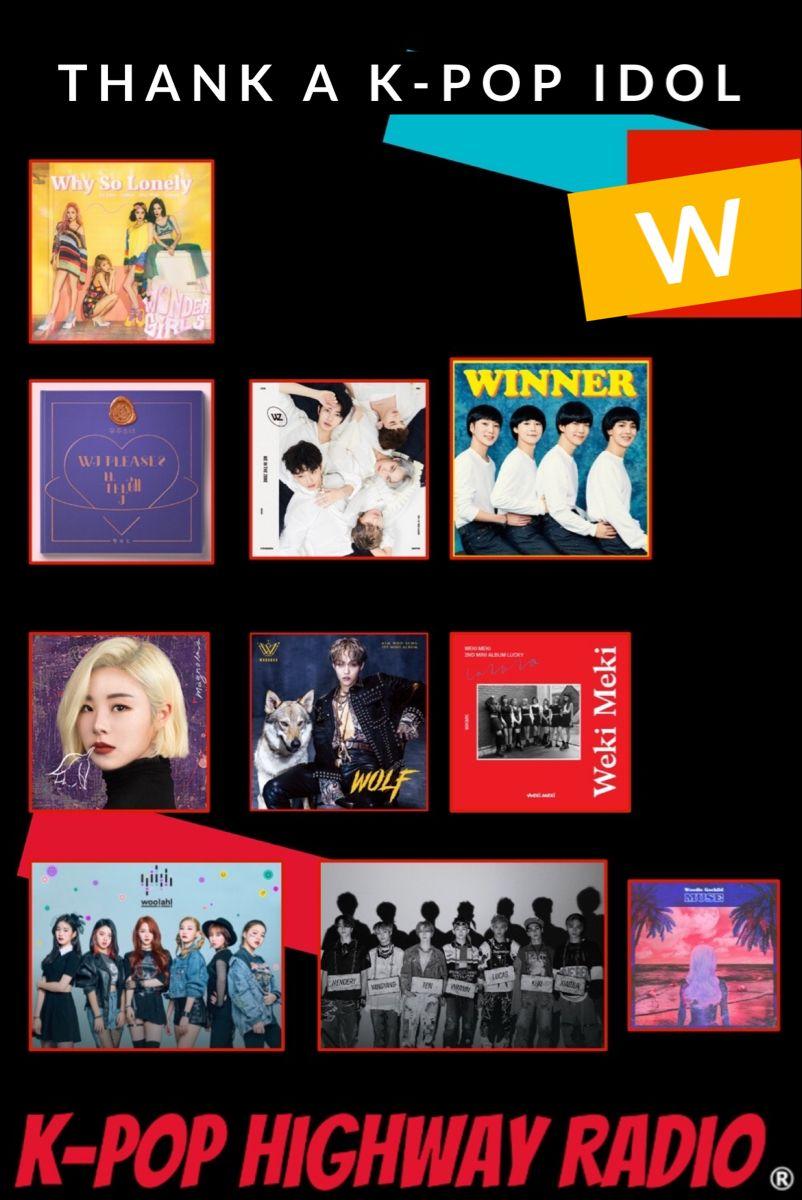 Show Your Fave Kpop Idol Kpop Radio Radio Kpop