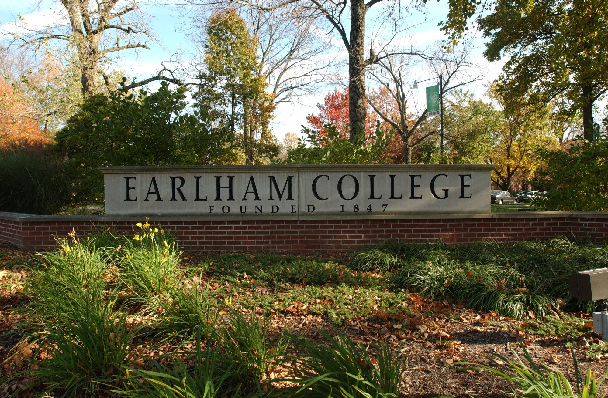 Earlham College Richmond Indiana Earlham College Is A Liberal